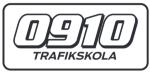 0910 Trafikskola AB logotyp