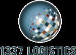 1337 Logistics AB logotyp