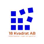 18 Kvadrat AB logotyp