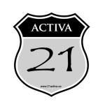 21Activa Entreprenad AB logotyp