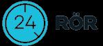 24 Rör AB logotyp