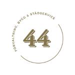 44:an Städservice AB logotyp
