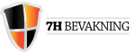 7H Bevakning AB logotyp