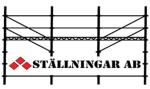 A-ställningar AB logotyp