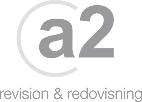 A2 Revision i Göteborg AB logotyp