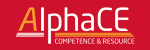 AB AlphaCE Competence & Resource logotyp