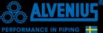AB Alvenius Industrier logotyp