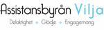 AB Assistansbyrån Vilja logotyp