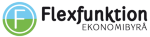AB Flexfunktion ekonomibyrå logotyp