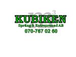 AB Kubiken Entr & Uthyrning logotyp