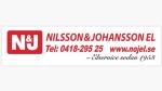 AB Nilsson & Johansson El logotyp