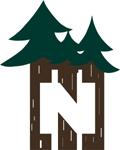 AB Nordingrå Trä logotyp