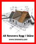 AB Renovera Bygg i Skåne logotyp