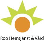 AB Roo Hemtjänst & Vård logotyp