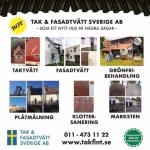 AB Tak & Fasadtvätt Sverige logotyp