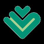 AB Vårdkuriren logotyp