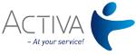 Activa Service i Sverige AB logotyp