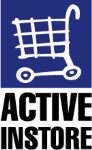 Active Instore i Halmstad AB logotyp