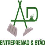 Ad Entreprenad & Städ AB logotyp