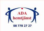 ADA hemtjänst & personlig assistans AB logotyp