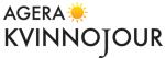 Agera Kvinnojour logotyp