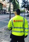 AGERO Entreprenad AB logotyp