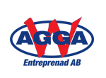 Agga W Entreprenad AB logotyp