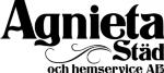 Agnieta städ och hemservice AB logotyp