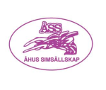 Åhus Simsällskap logotyp