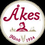 Åkes Äkta Hönökakor AB logotyp