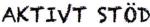 Aktivt Stöd Uppland AB logotyp