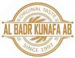 Al Badr Kunafa AB logotyp