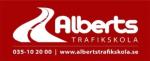 Alberts Trafikskola AB logotyp