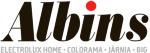 Albins Järn & Färg logotyp
