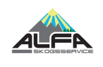Alfa Skogsservice AB logotyp