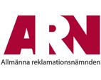Allmänna Reklamationsnämnden logotyp