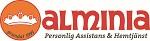 Alminia AB logotyp