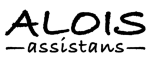 Alois Assistans AB logotyp