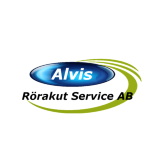 Alvis Rörakut Service AB logotyp