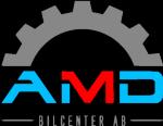 Amd Bilcenter AB logotyp