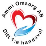 Ammi Omsorg AB logotyp