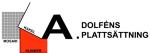 Anders Dolféns Plattsättning AB logotyp
