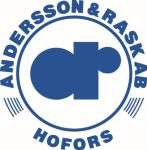 Andersson & Rask Åkeriab logotyp
