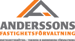 Anderssons Fastighetsförvaltning i Helsingborg A logotyp