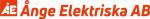 Ånge Elektriska AB logotyp