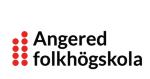 Angered folkhögskola logotyp