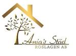 Ania's städ Roslagen AB logotyp