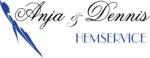 Anja och Dennis Hemservice AB logotyp