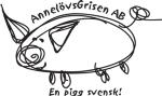 Annelövsgrisen AB logotyp