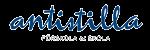 Antistilla AB logotyp